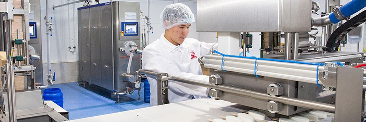 Казахстанские производители усиливают свое присутствие на рынке мороженого