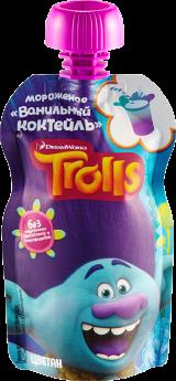 Мороженое «Ванильный коктейль» в дой-паке