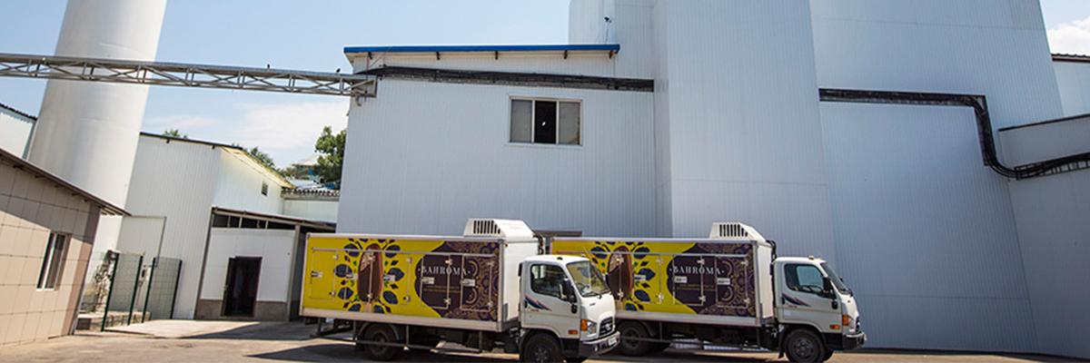 Компания «Шин-Лайн» запустила собственные низкотемпературные склады