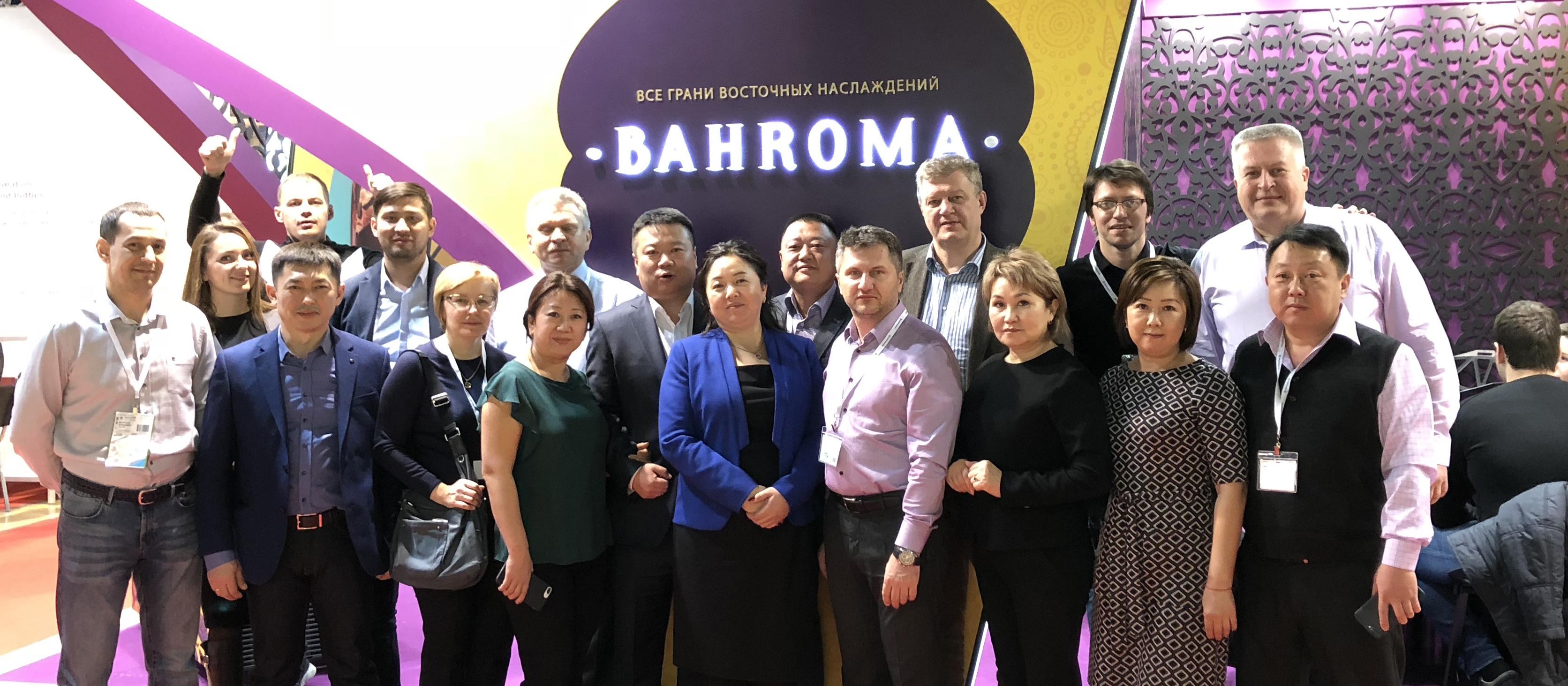 Мороженое с восточным характером «Бахрома»  покоряет российскую столицу