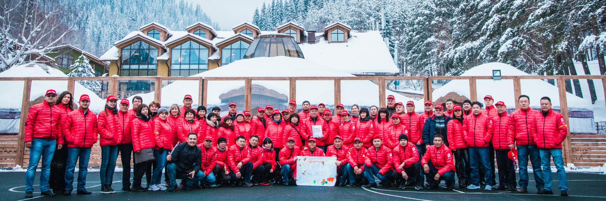 Команда «Шин-Лайн» готовится к «горячему» сезону
