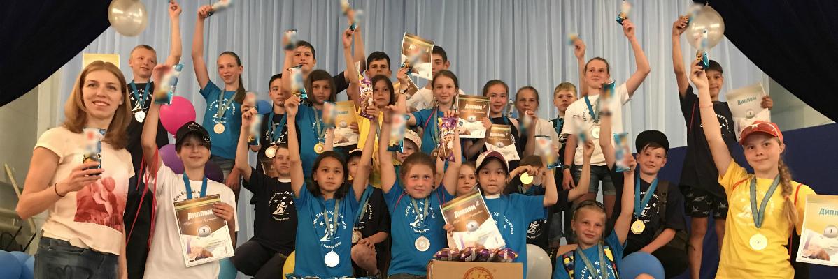 Компания «Шин-Лайн» поддержала детский чемпионат по биатлону на Кубок Елены Хрусталевой