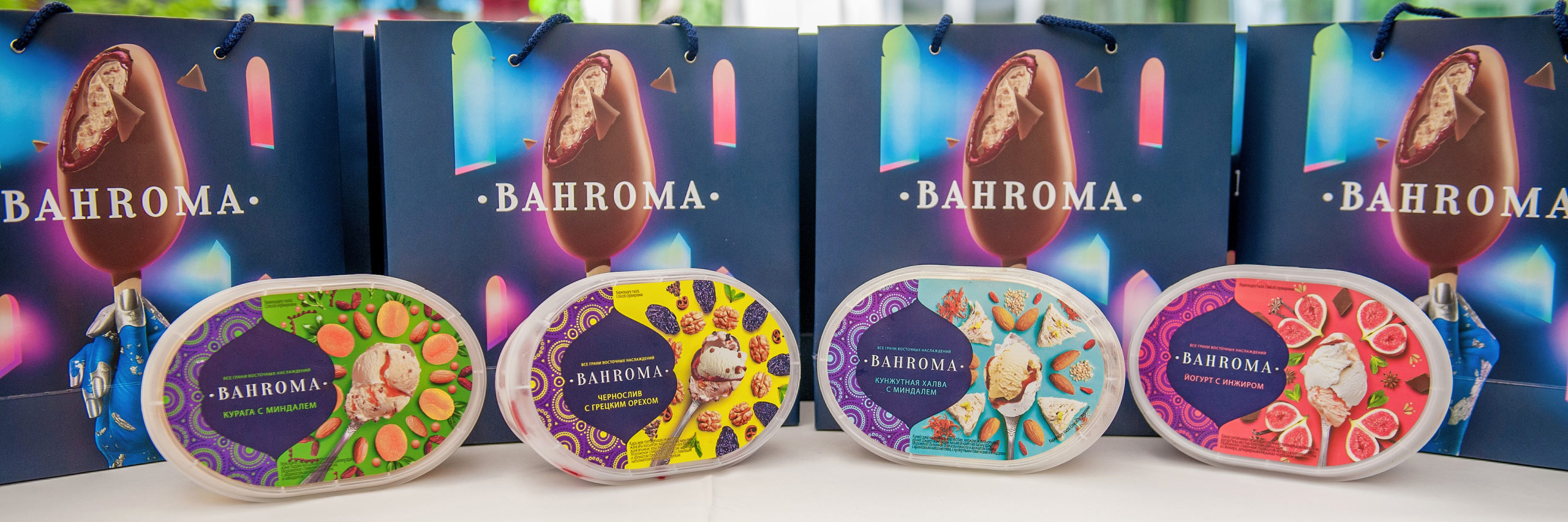 Вкусовые предпочтения казахстанцев и любителей мороженого из других стран оценили в компании «Шин-Лайн»